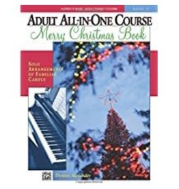 Adult All-In-One Course Merry Christmas Book Level 1