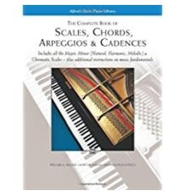 Scales, Chords, Arpeggios & Cadences