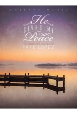 He Gives Me Peace: Early Intermediate Piano Solos