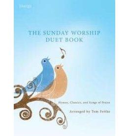 Sunday Worship Duet Book
