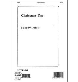 Christmas Day - SATB