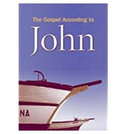 Gospel According to John Large Print