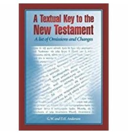 Textual Key to the New Testament