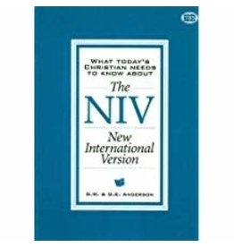What Today's Christian Needs to Know About the Original NIV