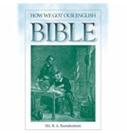 How We Got Our English Bible