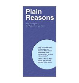 Plain Reasons