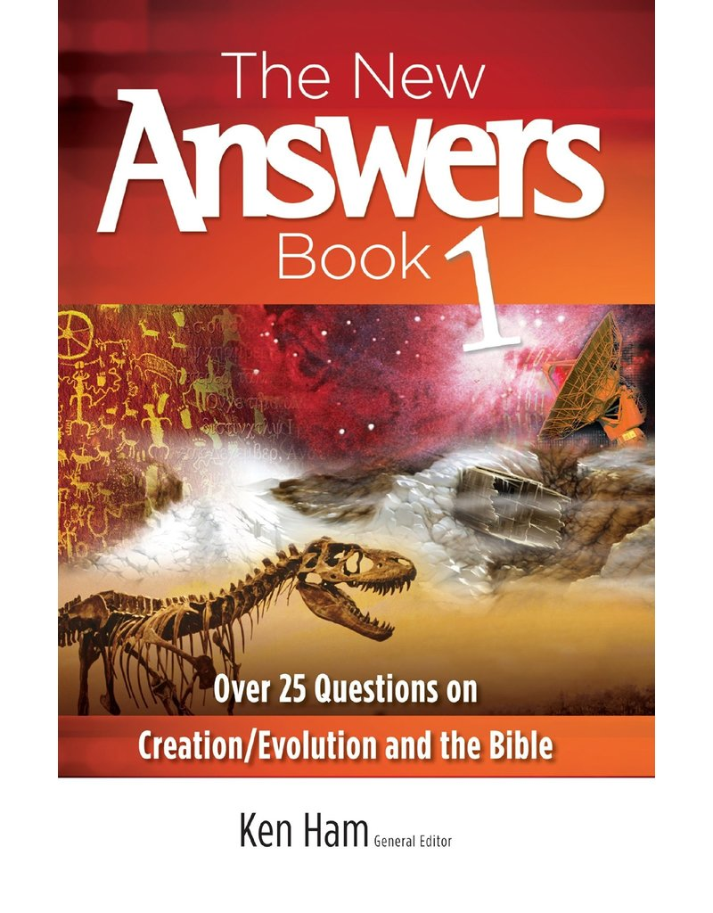New Answers Book 1