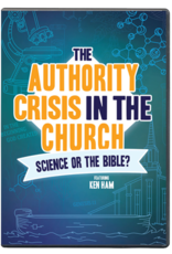 Authority Crisis in the Church Science or the Bible? DVD