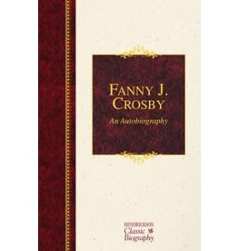 Fanny J Crosby An Autobiography