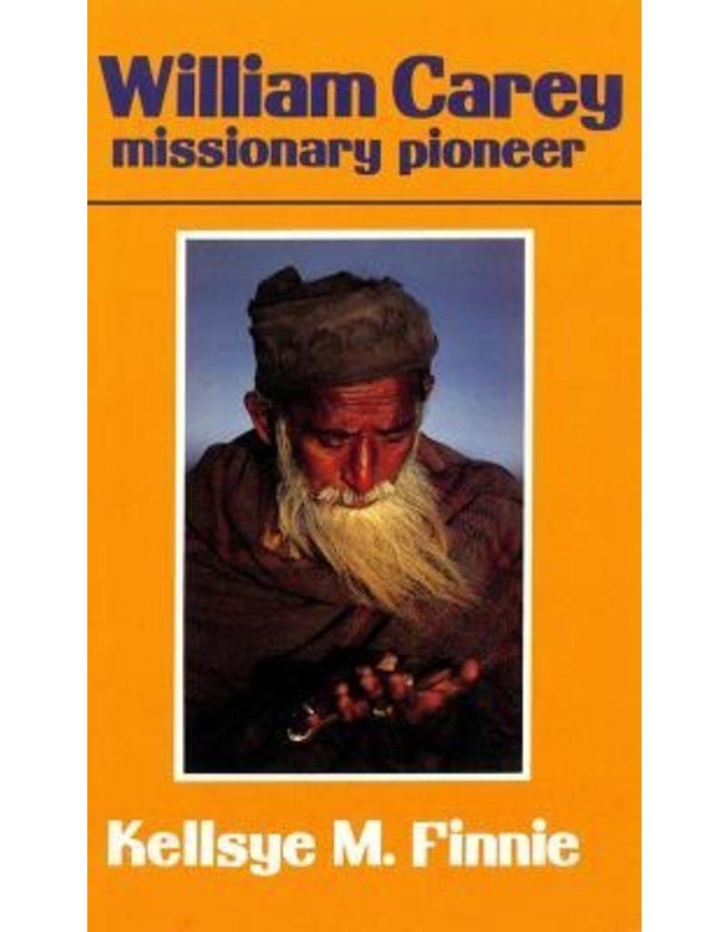 William Carey Missionary Pioneer