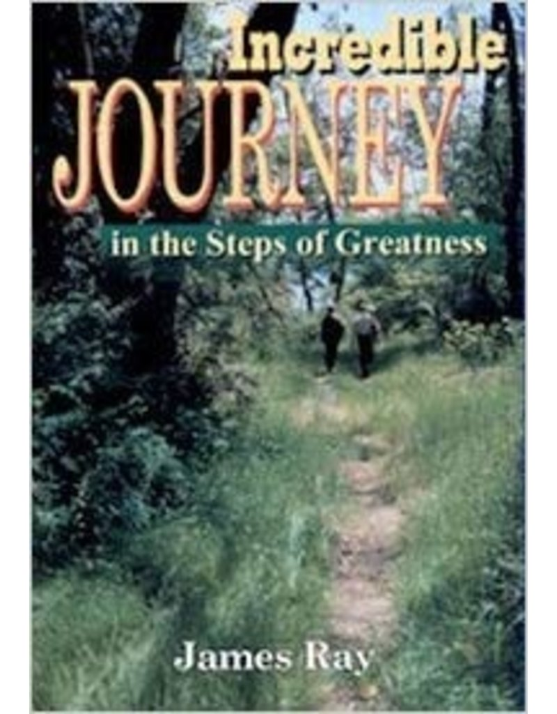 Incredible Journey in the Steps of Greatness