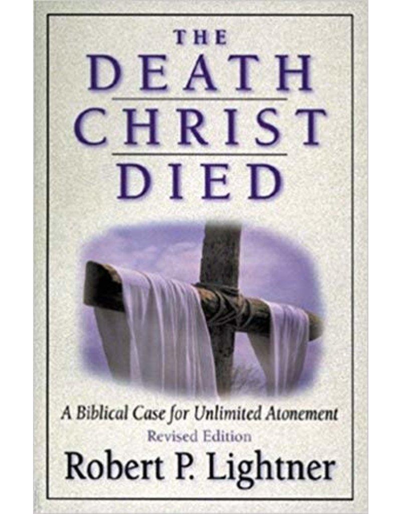 Death Christ Died