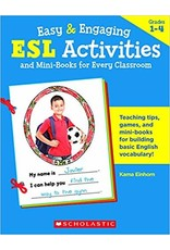 Easy & Engaging ESL Activities