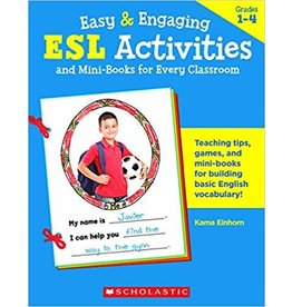 Easy & Engaging ESL Activities