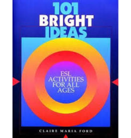 101 Bright Ideas ESL Activities For All Ages