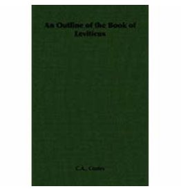 Outline of the Book of Leviticus