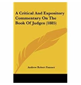 Critical and Expository Commentary on the Book of Judges