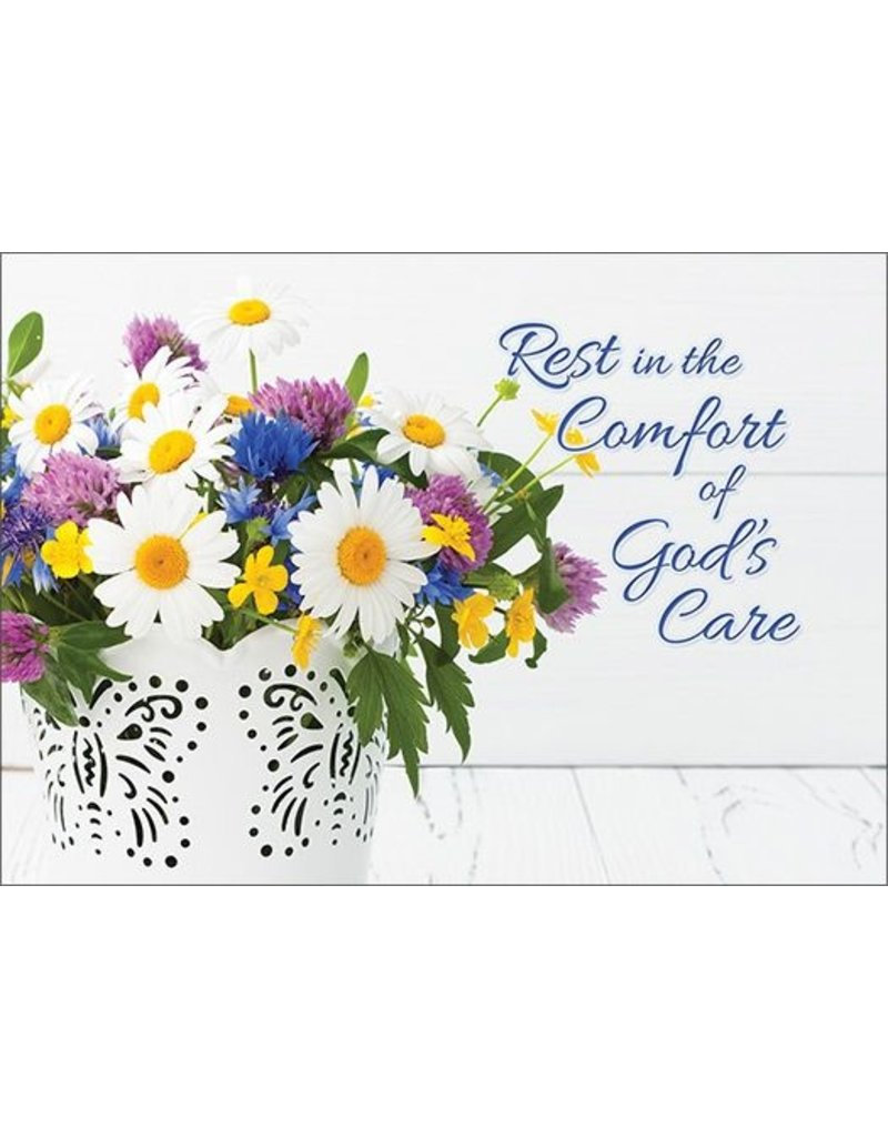 Comfort in God's Care
