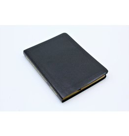 Classic Soul Winner's New Testament Black Genuine Bonded Leather