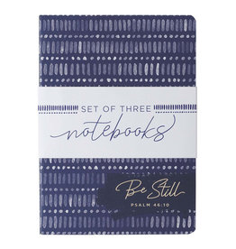 Strong, Still, Joyful Large Notebook Set - Psalm 46:10