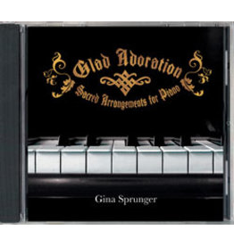 Glad Adoration CD