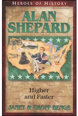 Alan Shephard: Higher and Faster