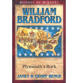 William Bradford: Plymouth's Rock