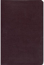 Old Scofield Study Bible, Burgundy Bonded Leather, Thumb-Indexed, Classic Edition