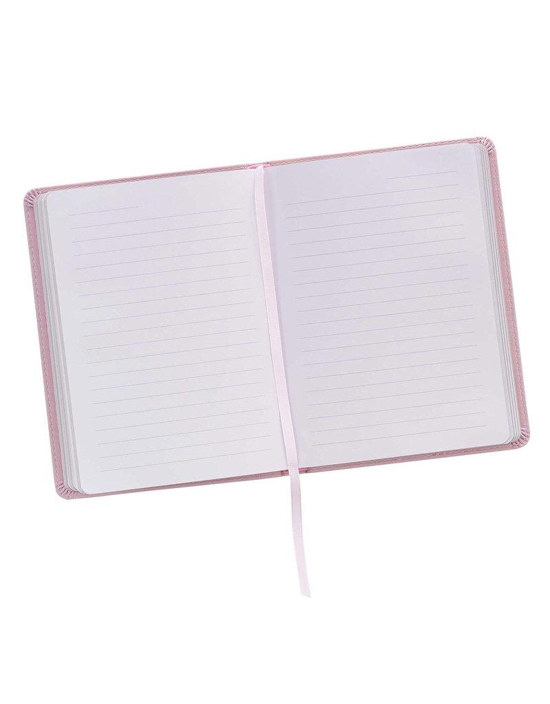 Be Grateful Journal Pink