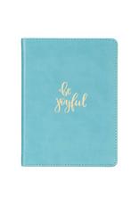 Be Joyful Journal Teal
