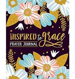 Inspired to Grace Prayer Journal