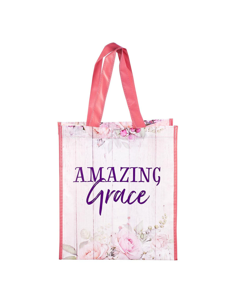 Amazing Grace Tote Pink