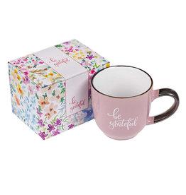 Be Grateful Ceramic Mug
