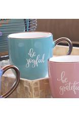 Be Joyful Ceramic Mug