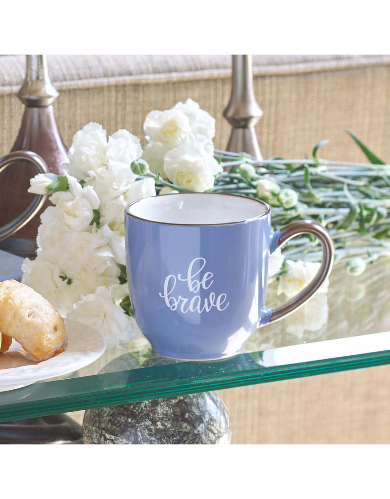 Be Brave Ceramic Mug