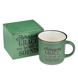 Amazing Grace Camp Style Coffee Mug