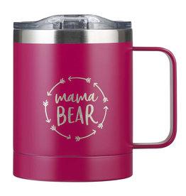 Mama Bear Stainless Steel Camp Mug