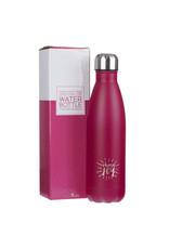 Choose Joy Water Bottle Pink 17oz