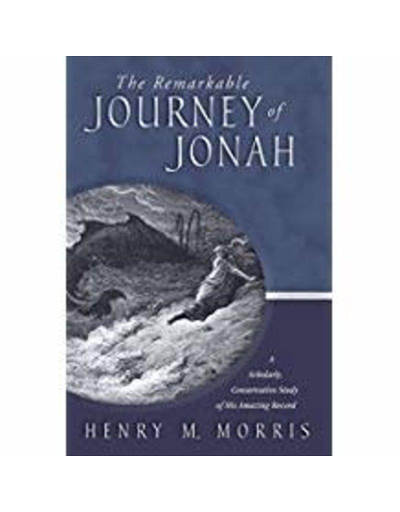 Remarkable Journey of Jonah