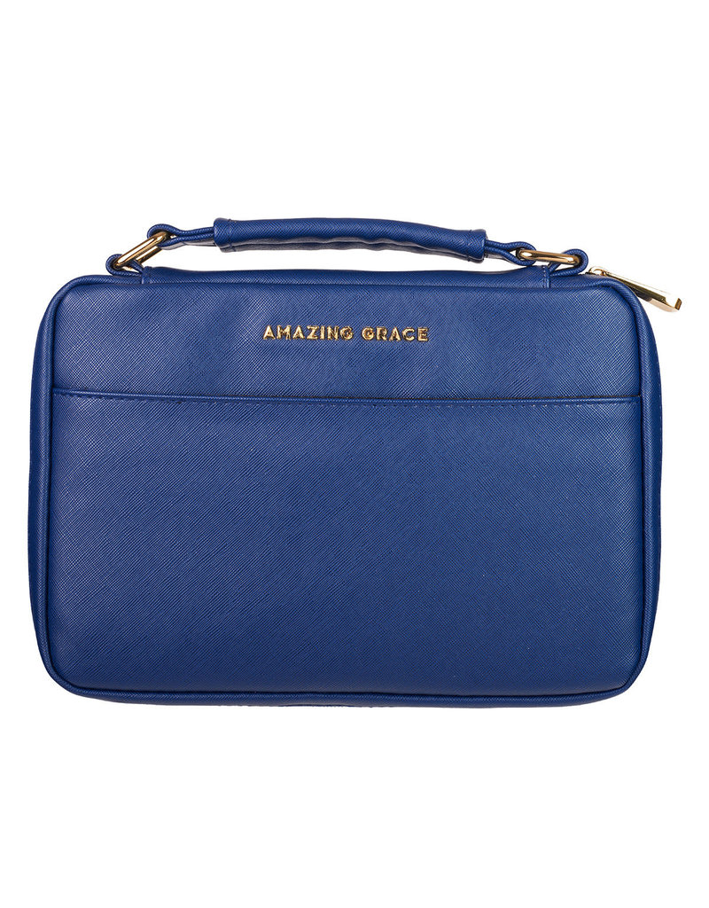 Amazing Grace LuxLeather Bible Cover