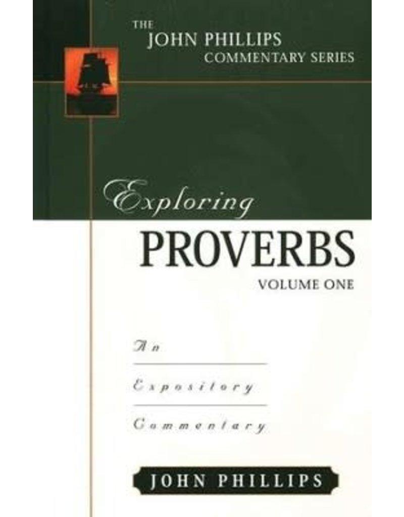 Exploring  Proverbs Vol. 1