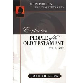 Exploring People of the Old Testament Vol. I