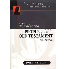 Exploring People of the Old Testament Vol. II