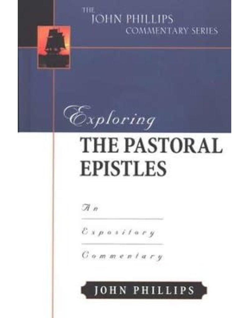 Exploring The Pastoral Epistles