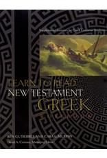 Learn to Read New Testament Greek Workbook