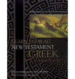 Learn to Read New Testament Greek Workbook