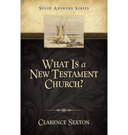 What Is a New Testament Church?