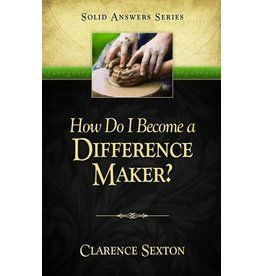 How Do I Become a Difference Maker?