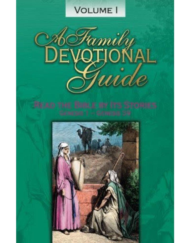 Family Devotional Guide Vol. 1