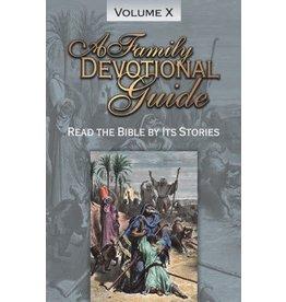 Family Devotional Guide Vol. 10